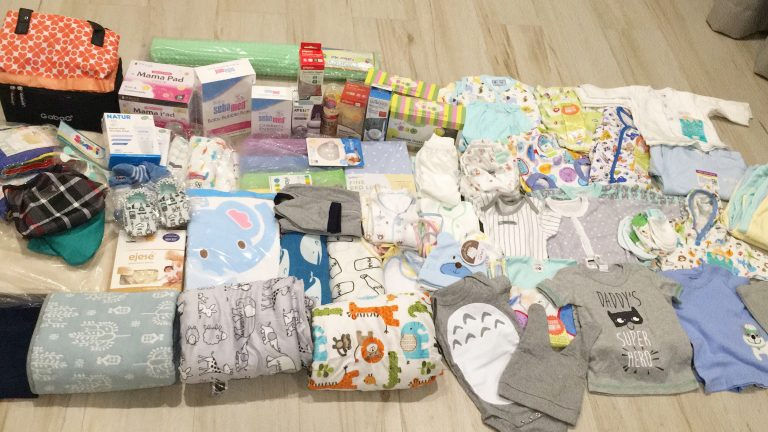 Shopping Kebutuhan Baby (part 1)