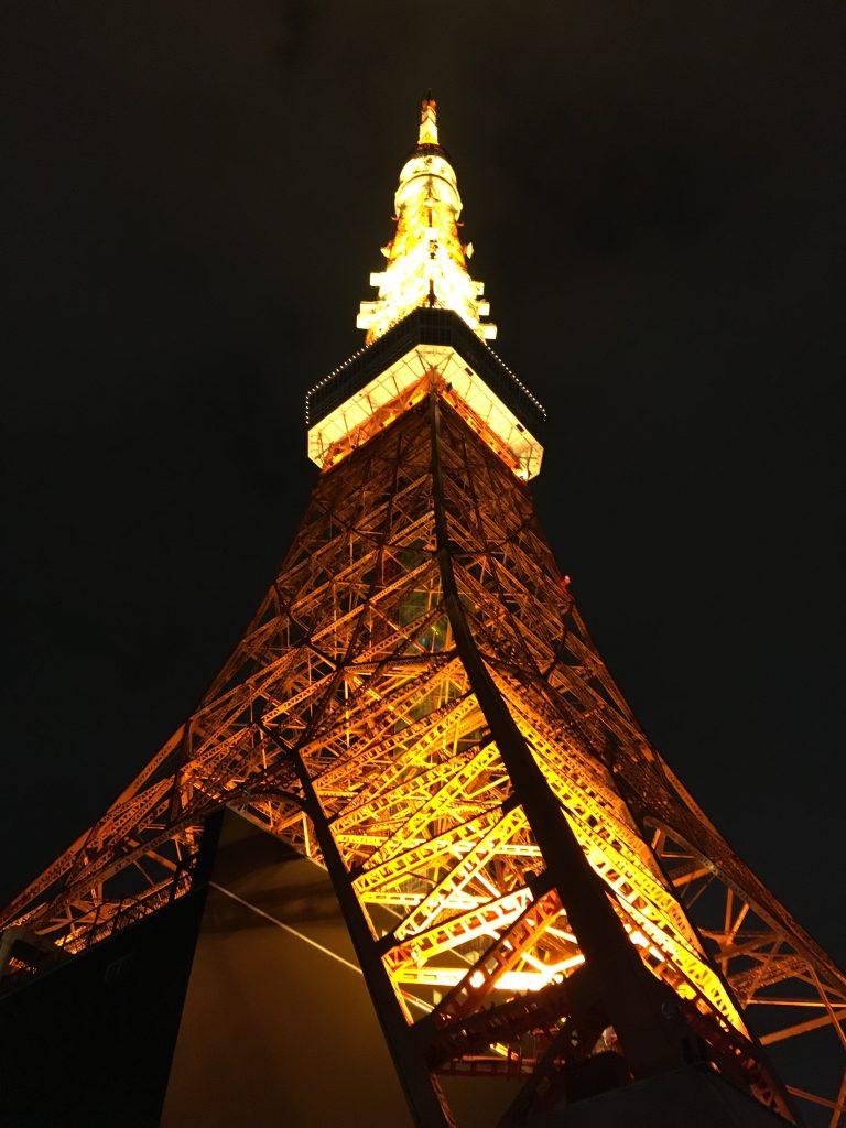 Japan Trip (Day 1) : Departure – Shin Okubo – Shinjuku Gyoen – Shibuya Crossing – Takeshita Dori – Tokyo Tower