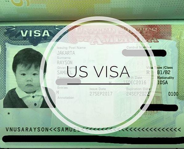 Cara Membuat VISA USA dengan Baby/Anak (PERSIAPAN)