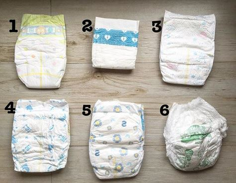 Review Diaper 1.0 (Newborn-6 bulan)