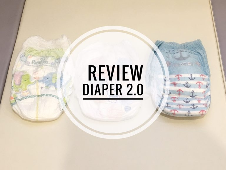 Review Diapers 2.0 (6 months-up)