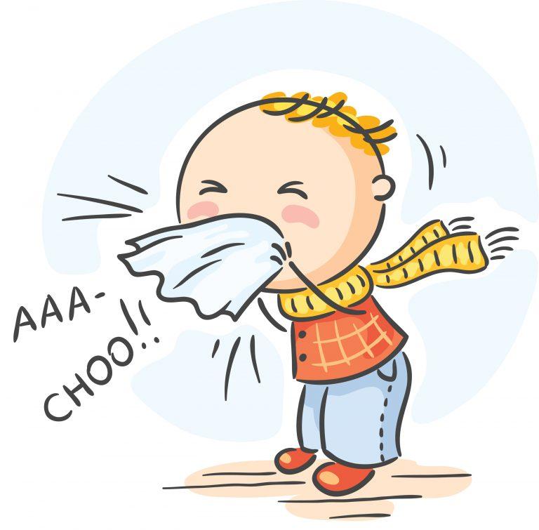Infeksi Saluran Pernapasan Akut (ISPA) Pada Bayi