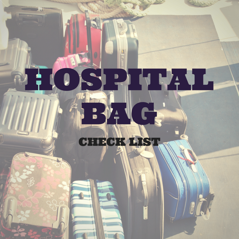 Apa Saja Yang Perlu Dibawa Dalam Hospital Bag?