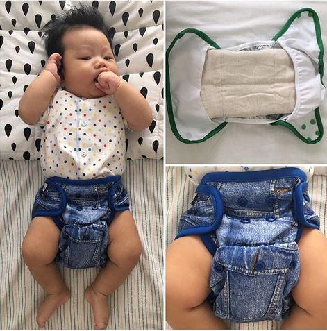 Sekilas Tentang Ilmu Cloth Diaper (CLODI)