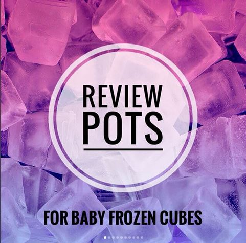 REVIEW : Weaning Pots