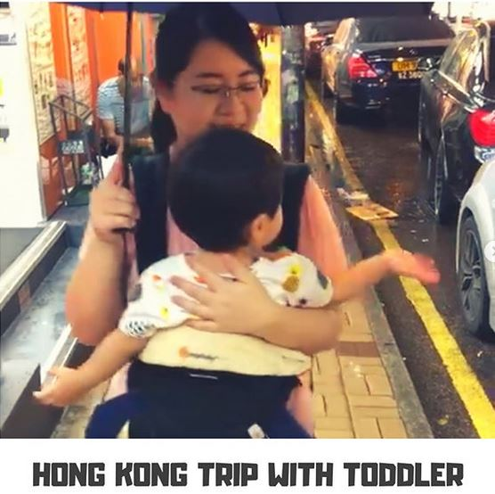 Traveling to Hong Kong With Toddler
