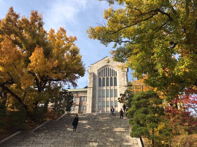 South Korea in Autumn : Day 1