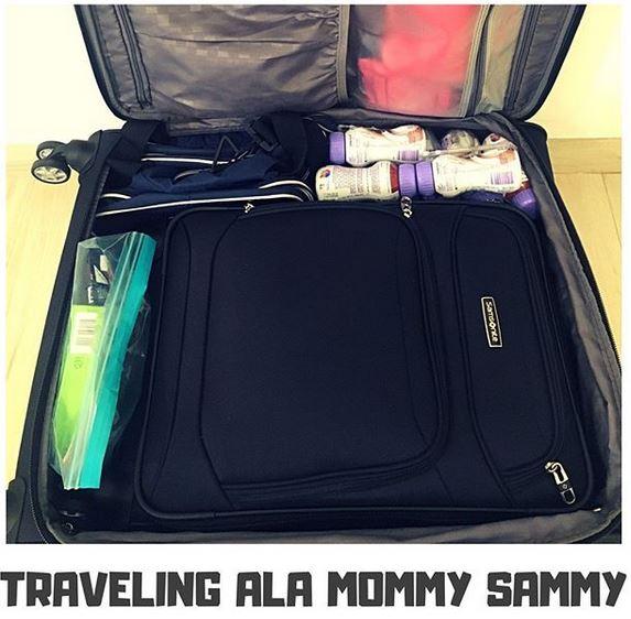 Traveling Ala Mommy Sammy
