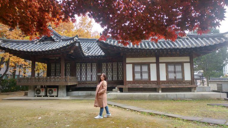 South Korea in Autumn : Day 3