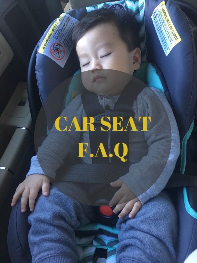Car Seat Untuk Baby : FAQ (Frequently Asked Question)