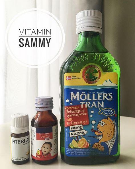 Vitamin Untuk Baby, perlu kah?