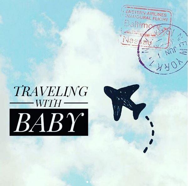 Traveling Luar Kota dengan Baby
