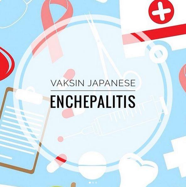 Vaksin Japanese Encephalitis Untuk Anak