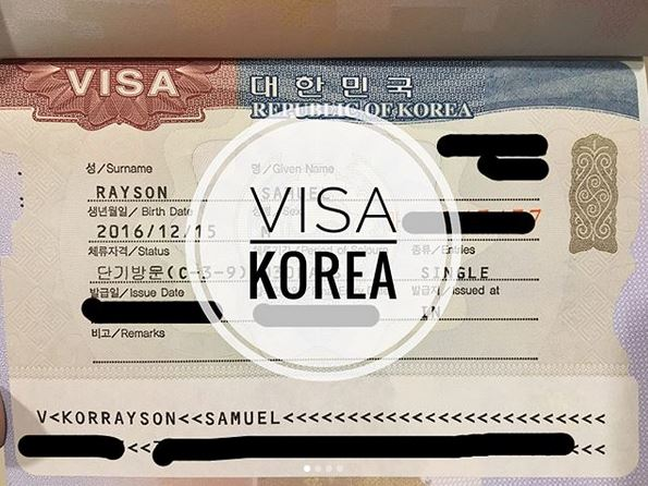 Cara Mengisi Formulir Aplikasi Visa Korea Untuk Baby