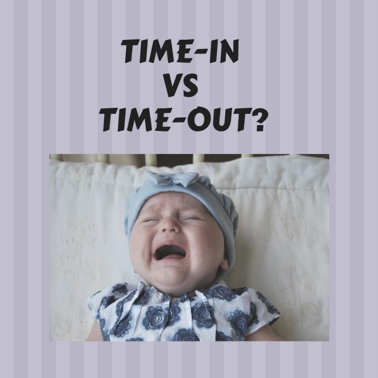 Mengapa Saya Memilih Time-In Daripada Time-Out