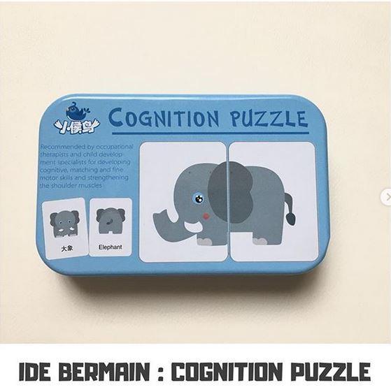 Ide Bermain : Cognition Puzzle
